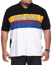 Ecko - Throw Back Polo (B&T)
