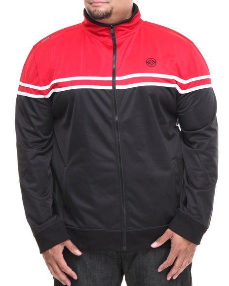 Enyce - Men Red Division Tricot Jacket (B&T)