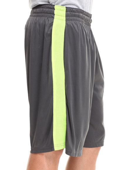 Buyers Picks - Mesh Side Panel Drawstring Short