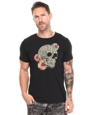 True Religion - Trese Short Sleeve Crew Neck Tee