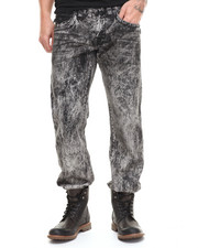 True Religion - Ricky Acid Wash Denim
