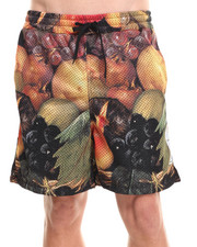 DJP OUTLET - Rookie Fruit Mesh Shorts