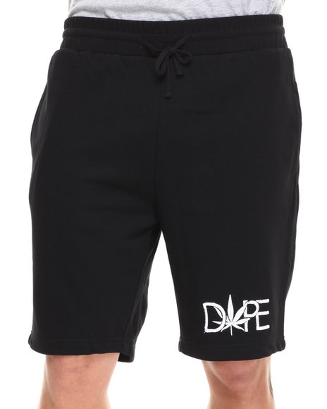 DOPE Black Dope Smoke Shorts