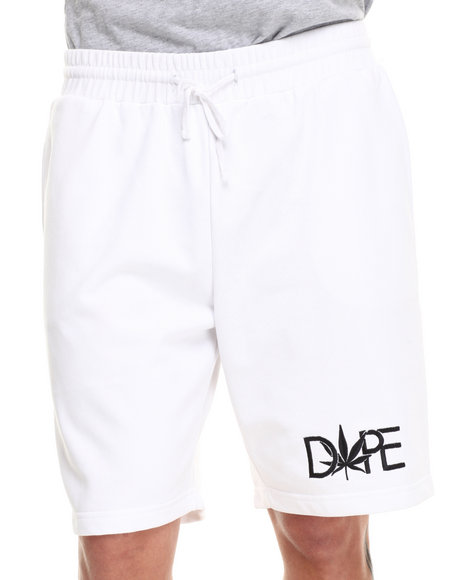 DOPE White Dope Smoke Shorts