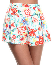 Women - Flower Crush Shorts