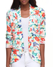 Women - Flower Crush Blazer