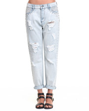 Jeans - Bad Boys Metal Head Boyfriend Jean