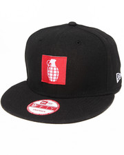 Grenade - Grenade Patch'd New Era Snapback Cap