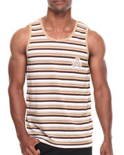 Men - Roscoe Striped Tank