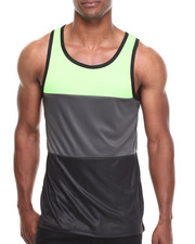Buyers Picks - Colorblock Tank