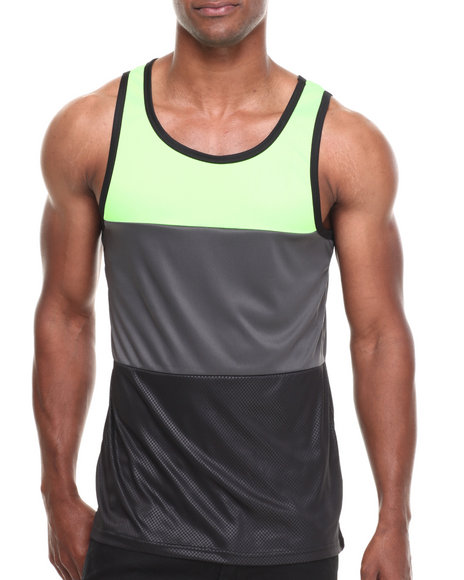 Buyers Picks Neon Green Tanks