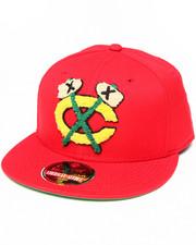 American Needle - Chicago Blackhawks Varsity Snapback hat