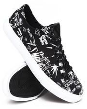 Diamond Supply Co - Reefer Madness Brilliant Low Sneakers
