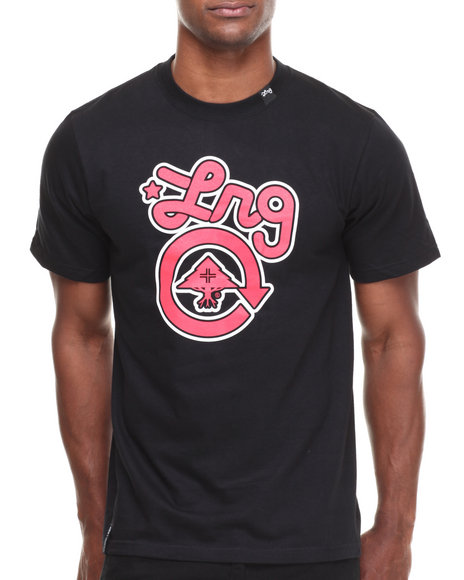 Lrg - Men Black Core Collection One S/S Tee