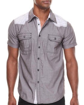 Buyers Picks - S/S Chambray Button Down