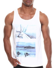 Parish - Printed Tank