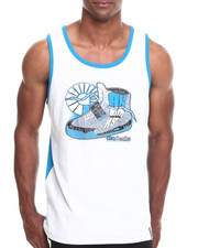 Men - Allman Graphic Tank