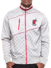 NBA, MLB, NFL Gear - Miami Heat Drive Track Jacket