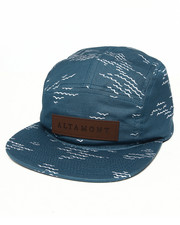 Altamont - Wavy 5-Panel Camp Hat