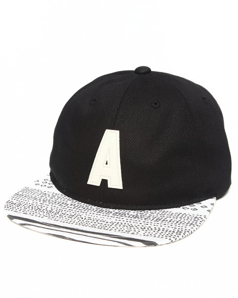 Altamont Men Fielder Ball Cap Black