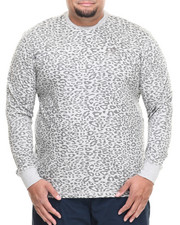 Thermals - Leopard Crew Neck (B&T)
