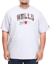 NBA, MLB, NFL Gear - Chicago Bulls Gymnasium Tee (B&T)