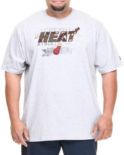 NBA, MLB, NFL Gear - Miami Heat Gymnasium Tee (B&T)