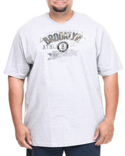 NBA, MLB, NFL Gear - Brooklyn Nets Gymnasium Tee (B&T)