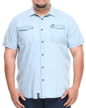 LRG - Vacation Club S/S Button-Down (B&T)