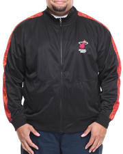 NBA, MLB, NFL Gear - Miami Heat Blueprint Track Jacket (B&T)