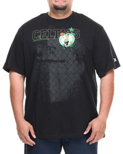NBA, MLB, NFL Gear - Boston Celtics Fence Tee (B&T)