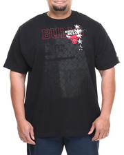 NBA, MLB, NFL Gear - Chicago Bulls Fence Tee (B&T)
