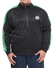 NBA, MLB, NFL Gear - Boston Celtics Blueprint Track Jacket (B&T)