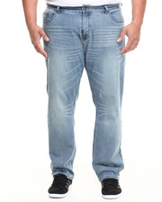 LRG - One Two Tree Four Seven True-Straight Jeans (B&T)