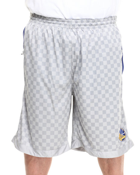 Nba, Mlb, Nfl Gear - Men Grey Golden State Warriors Jerome Short (B&T)