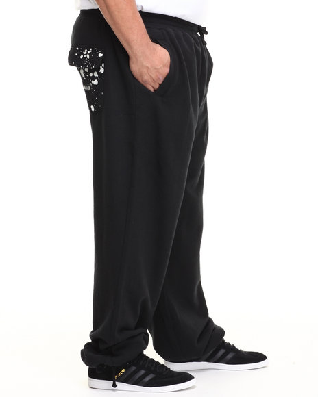 Parish Black Malawi Sweatpant (Big & Tall)