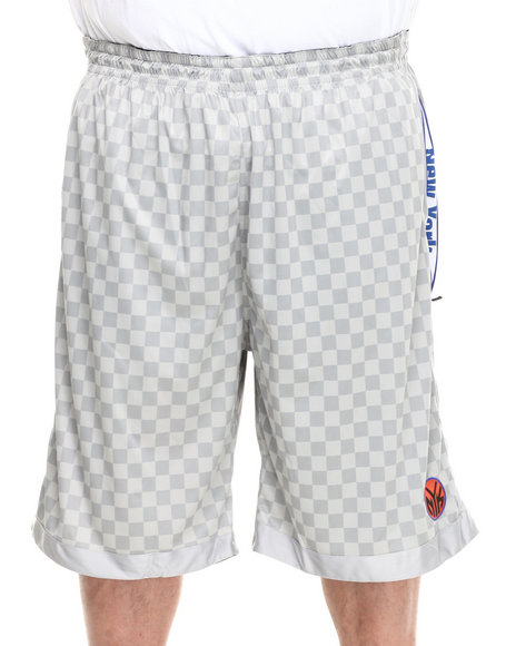 Nba, Mlb, Nfl Gear - Men Grey New York Knicks Jerome Short (B&T)