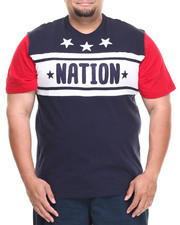 Parish - Falkland Nation Tee (B&T)