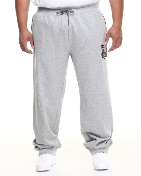Parish Grey Loopback Sweatpant (Big & Tall)