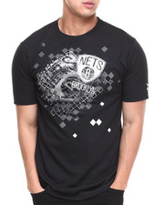 NBA, MLB, NFL Gear - Brooklyn Nets Lee Tee
