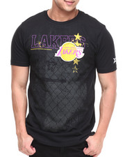 NBA, MLB, NFL Gear - Los Angeles Lakers Fence Tee