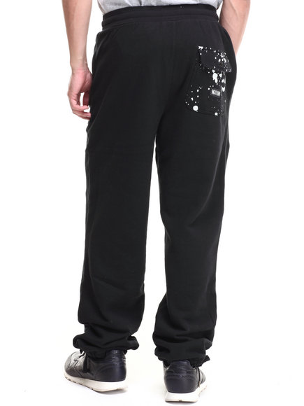 Parish Black Malawi Sweatpant