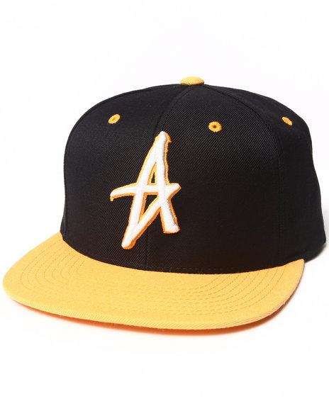 Altamont Decades Snapback Cap Black