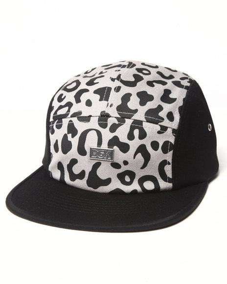 Dgk Men Fast Life 5-Panel Cap Grey