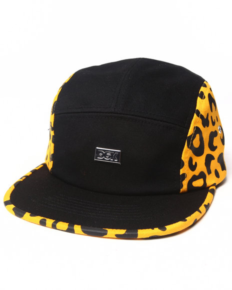 Dgk Men Fast Life 5-Panel Cap Animal Print