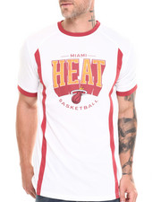 NBA, MLB, NFL Gear - Miami Heat Varsity Tee