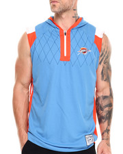 T-Shirts - Oklahoma City Thunder Fence Shooter Muscle Shirt