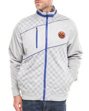 NBA, MLB, NFL Gear - New York Knicks Drive Track Jacket