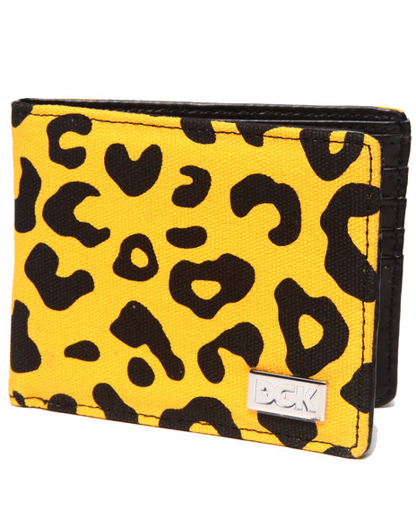 Dgk Fast Life Wallet Animal Print