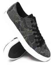 Diamond Supply Co - Brilliant Low Black Rain Camo Sneakers